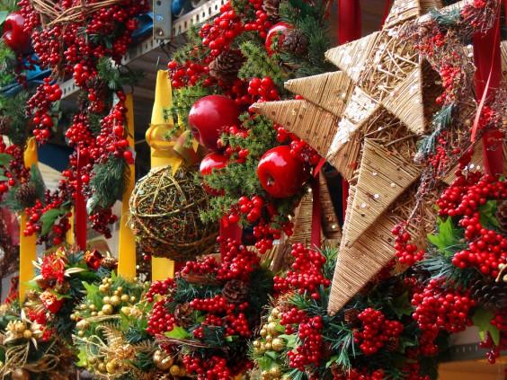 Christmasmarket-Barcelona