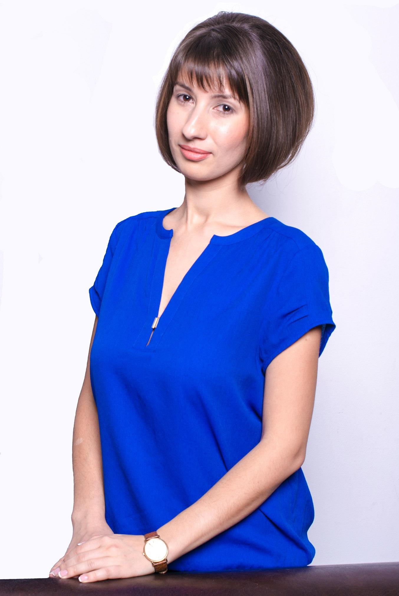 Гильфантинова Динара, психолог, руководитель психологического центра «Единство»